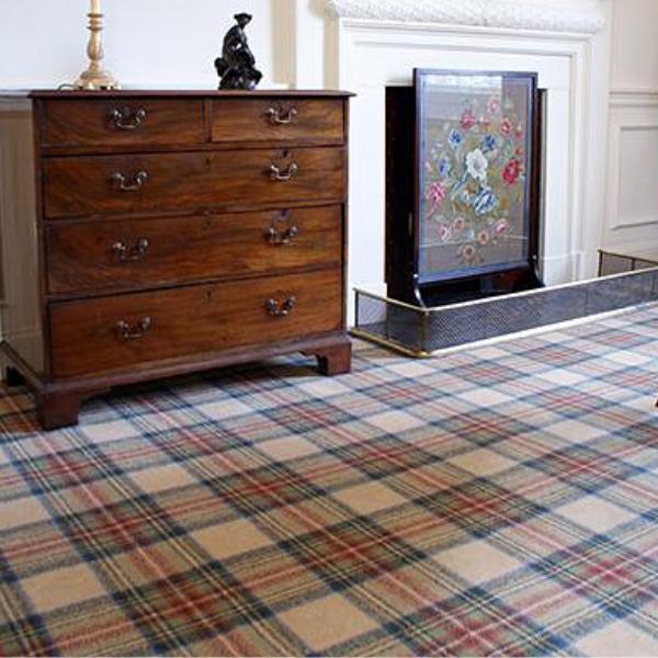 Hugh Mackay Axminster Tartan Collection